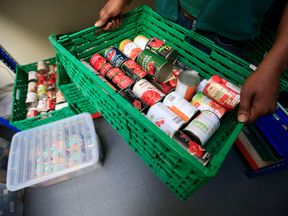 Plans to move more people on to Universal Credit could spark a huge increase in the number of people using foodbanks, the Government is being warned