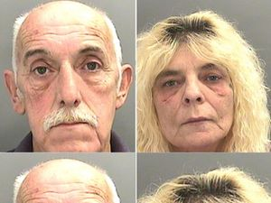 'Fred and Rose West of Barry' jailed for 36 years