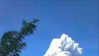 The eruption of the Soputan volcano was the latest natural disaster to impact the Indonesian island of Sulawesi in recent weeks.