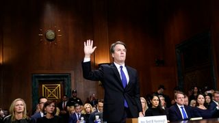 Brett Kavanaugh has vowed to 'continue to co-operate'