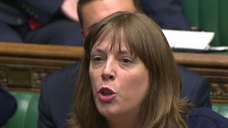 Jess Phillips MP makes some strong remarks about bullying culture being mixed with politics