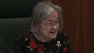 Supreme Court president Lady Hale said the McArthurs did not refuse to make the cake because of Mr Lee's sexual orientation