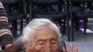 Julia Flores is one of the oldest people in the world, possibly the oldest