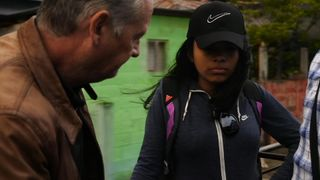 Women are being smuggled across the Guatemala border.