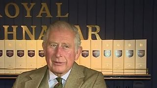 Prince Charles has toasted news of the next royal baby 'several times'