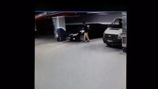 CCTV muestra & # 39; movimiento sospechoso & # 39;  Con los coches del consulado saudí.