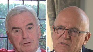 Sir Richard Dearlove has concerns about Jeremy Corbyn's past associations