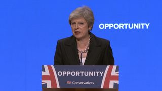 Prime Minister Theresa May delivered her leader's speech to the 2018 Conservative Party Conference. These are some highlights.