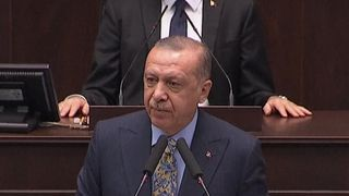 President Erdogan says there can be no cover-up in the killing of Jamal Khashoggi