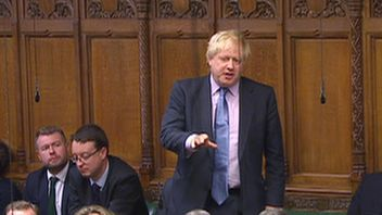 Brexit gets MPs rattled again in the House of Commons
