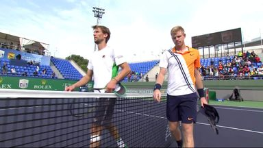 Seppi v Edmund: Highlights