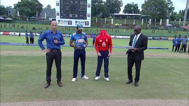 Sri Lanka v England 4th ODI: The Toss