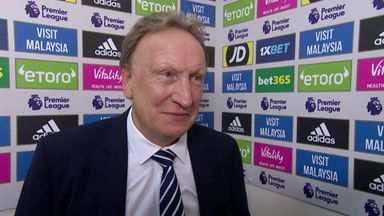 Warnock: Character showed through