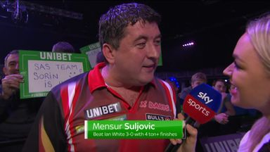 Suljovic confident