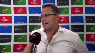Rassie proud of performance