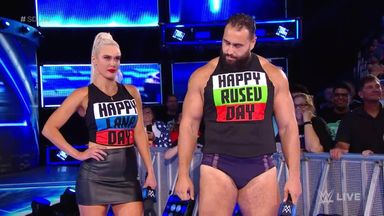 Rusev & Lana expose English as a fraud