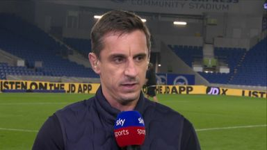 GNev's furious reaction to Utd rumours