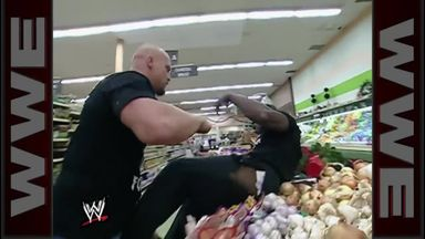Austin & Booker T's supermarket fight