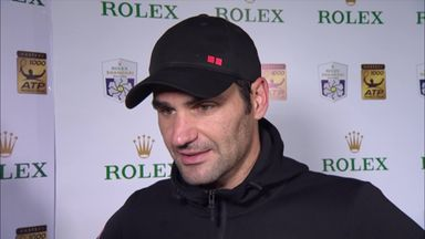 Federer: It was an extremely tough game