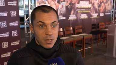 Quigg glad to be back