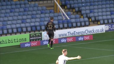 Murphy howler at Bury