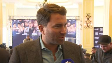 Hearn not waiting on Wilder v Fury