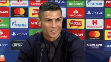 Ronaldo: I know I'm an example