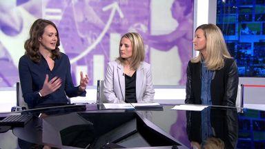 'Change in value of women's sport'