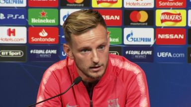 Rakitic: Barca wary of Kane threat