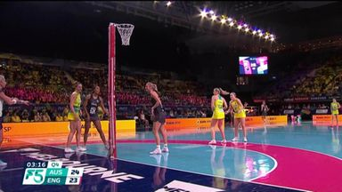 Australia 28-29 England