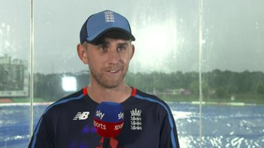 Stone enjoyed Woakes partnership