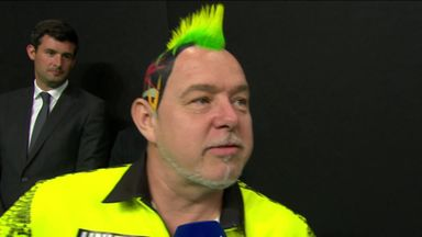 Wright: I let MVG off