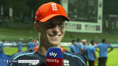 Curran: Great to make an impact
