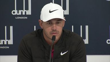 Koepka 'heartbroken' over wounded fan