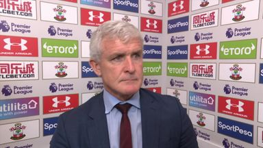 Hughes: We were second best