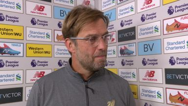 Klopp: The team gave everything
