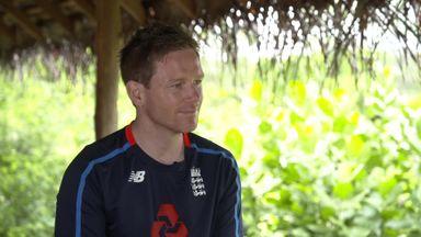 Morgan: Different challenge in Sri Lanka