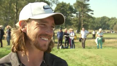 Fleetwood: Ryder Cup crowd inspired me
