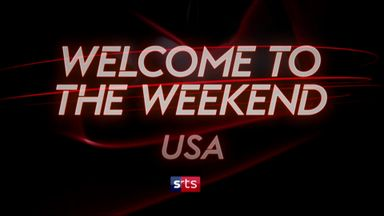 Welcome to the weekend: United States GP