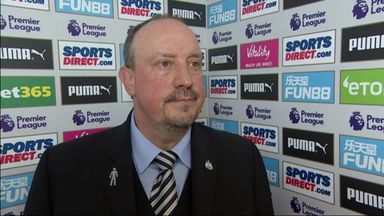 Benitez: We have to be more clinical