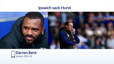 Bent: Next Ipswich manager needs money