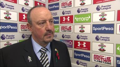 Benitez: We have to look at positives