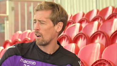 Crouch: Retirement is at back of my mind