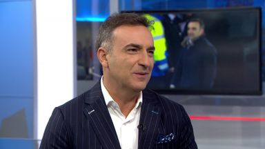 Carvalhal wants English football return