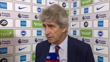 Pellegrini: We were unlucky to lose