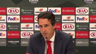 Emery: Arsenal in good physical shape