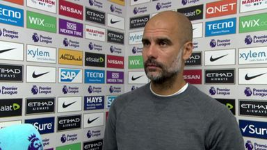 Pep: Our goals were outstanding