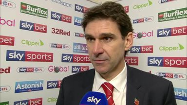 Karanka disappointed with clear controversy