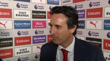 Emery: We are showing progression
