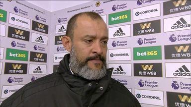 Nuno: Watford deserved it